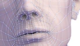 Αισθητική ιατρική περίθαλψη αντι-γήρανσης διανυσματική απεικόνιση