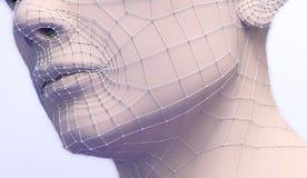 Αισθητική ιατρική περίθαλψη αντι-γήρανσης ελεύθερη απεικόνιση δικαιώματος