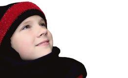 αιφνιδιαστικό λευκό Χρι&sig Στοκ φωτογραφίες με δικαίωμα ελεύθερης χρήσης