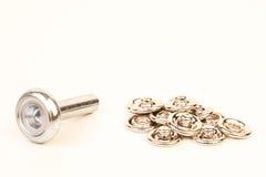 Αιφνιδιαστικά κουμπιά Στοκ εικόνα με δικαίωμα ελεύθερης χρήσης