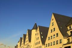 αιχμές κατοικίας Στοκ φωτογραφία με δικαίωμα ελεύθερης χρήσης