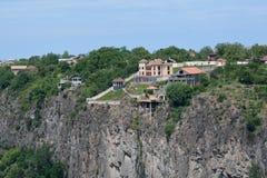 Αιχμές των βουνών Στοκ φωτογραφίες με δικαίωμα ελεύθερης χρήσης