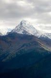 Αιχμή Annapurna Στοκ φωτογραφία με δικαίωμα ελεύθερης χρήσης