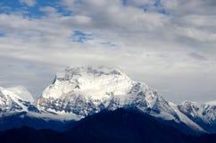 Αιχμή Annapurna Στοκ εικόνες με δικαίωμα ελεύθερης χρήσης
