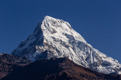 Αιχμή Himalayan Στοκ Εικόνα