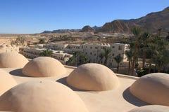 αιώνας Αίγυπτος IV μοναστήρι s ST του Antony Στοκ φωτογραφίες με δικαίωμα ελεύθερης χρήσης