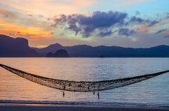 Αιώρα νησιών στοκ φωτογραφία με δικαίωμα ελεύθερης χρήσης