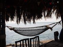 Αιώρα σχοινιών θαλασσίως στοκ φωτογραφία με δικαίωμα ελεύθερης χρήσης