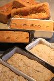 Ακέραιο ψωμί Στοκ Φωτογραφίες