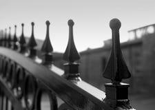 ακίδες πυλών Στοκ εικόνα με δικαίωμα ελεύθερης χρήσης