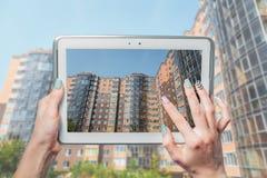 Ακίνητη περιουσία, κατοικία πολυτέλειας, διαμέρισμα Στοκ εικόνες με δικαίωμα ελεύθερης χρήσης