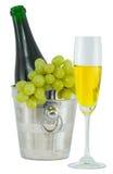 ακίνητο κρασί ζωής γυαλιού μπουκαλιών Στοκ φωτογραφίες με δικαίωμα ελεύθερης χρήσης