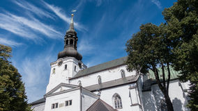 Ακίδα εκκλησιών Στοκ Εικόνες