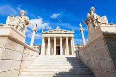 ακαδημία Αθήνα Στοκ Φωτογραφίες