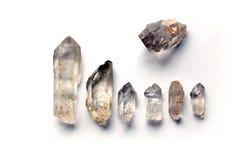 Ακατέργαστα βράχος-κρύσταλλα στοκ εικόνα