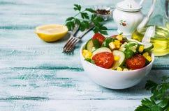 ακατέργαστα λαχανικά σα&lam Στοκ φωτογραφία με δικαίωμα ελεύθερης χρήσης