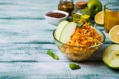 ακατέργαστα λαχανικά σα&lam Στοκ εικόνα με δικαίωμα ελεύθερης χρήσης