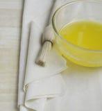 Ακατέργαστα φύλλα ζύμης Phyllo στοκ φωτογραφίες με δικαίωμα ελεύθερης χρήσης