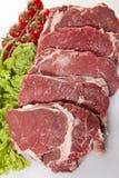 Κρέας μοσχαρίσιων κρεάτων Στοκ εικόνα με δικαίωμα ελεύθερης χρήσης