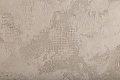 Ακατέργαστος ή γυμνός συμπαγής τοίχος, πυροβολισμός με την κάθετο γραμμών ραφών επιτροπής στη διάσταση εικόνας στοκ φωτογραφίες
