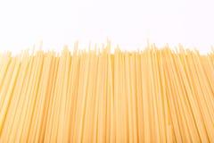 Ακατέργαστος spaghetty Στοκ φωτογραφία με δικαίωμα ελεύθερης χρήσης