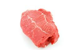 Ακατέργαστο βόειο κρέας Στοκ Φωτογραφίες