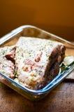 Ακατέργαστο κρέας αρνιών Στοκ φωτογραφίες με δικαίωμα ελεύθερης χρήσης