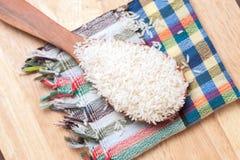 ακατέργαστο ρύζι Στοκ εικόνα με δικαίωμα ελεύθερης χρήσης