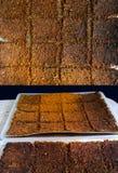 Ακατέργαστο ψωμί καρότων Στοκ Φωτογραφία