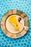Ακατέργαστο vegan λεμόνι ξινό Στοκ Εικόνα