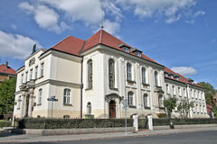 Ακαδημία της μουσικής σε Bydgoszcz Στοκ Φωτογραφίες