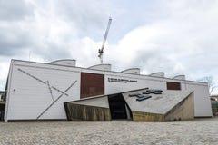 Ακαδημία του Michael Blumenthal του εβραϊκού μουσείου στο Βερολίνο, Γερμανία Στοκ Φωτογραφία