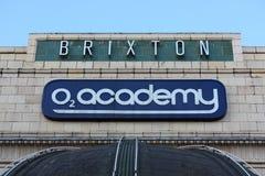 Ακαδημία Brixton στοκ εικόνες με δικαίωμα ελεύθερης χρήσης