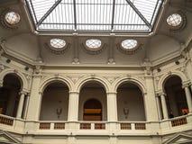 Ακαδημαϊκός κόσμος de Bellas Artes Στοκ Φωτογραφίες