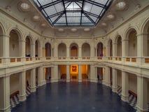 Ακαδημαϊκός κόσμος de Bellas Artes Στοκ Εικόνες