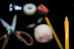 ακονισμένο μολύβι Στοκ Φωτογραφία