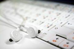 ακουστικά μου Στοκ εικόνες με δικαίωμα ελεύθερης χρήσης