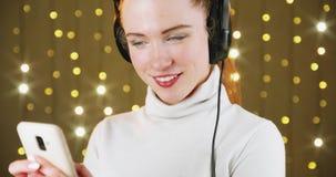 Ακουστικά απόθεμα βίντεο