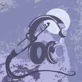 ακουστικά Στοκ φωτογραφίες με δικαίωμα ελεύθερης χρήσης