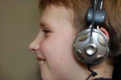ακουστικά Στοκ εικόνα με δικαίωμα ελεύθερης χρήσης