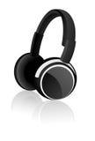 ακουστικά Στοκ Φωτογραφίες