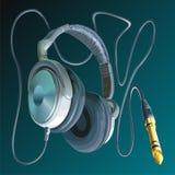 Ακουστικά ελεύθερη απεικόνιση δικαιώματος