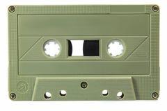 Ακουστικές κασέτες - αναδρομικό ύφος Στοκ Φωτογραφία