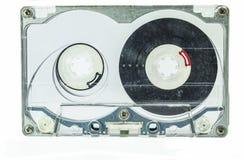 Ακουστικές κασέτες - αναδρομικό ύφος Στοκ εικόνα με δικαίωμα ελεύθερης χρήσης