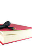 Ακουστική έννοια βιβλίων Στοκ εικόνα με δικαίωμα ελεύθερης χρήσης