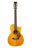 ακουστική κιθάρα Στοκ φωτογραφία με δικαίωμα ελεύθερης χρήσης