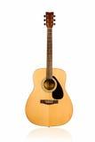 ακουστική κλασσική κιθάρα Στοκ φωτογραφίες με δικαίωμα ελεύθερης χρήσης