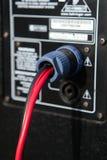 Ακουστικό βούλωμα Στοκ εικόνα με δικαίωμα ελεύθερης χρήσης