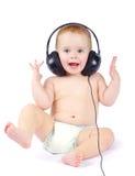 ακουστικό μωρών Στοκ Εικόνες