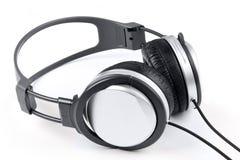 ακουστικό που απομονώνεται Στοκ φωτογραφίες με δικαίωμα ελεύθερης χρήσης